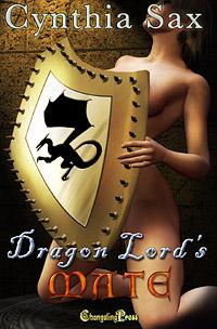 Dragon's Lord Mate From Cynthia Sax