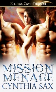 Mission Menage From Cynthia Sax