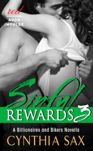 SINFUL REWARDS 3 Cynthia Sax